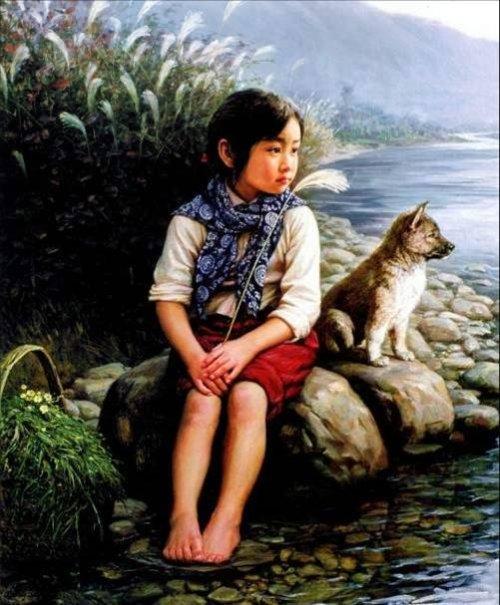 经典油画作品  - yunhe65 - yunhe65的博客